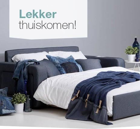 Slaapbank kopen Ruime collectie slaapbanken  Goossens
