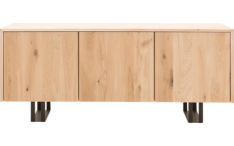 Dressoir Luuk Onbewerkt Eiken kopen  Goossens meubelwinkel