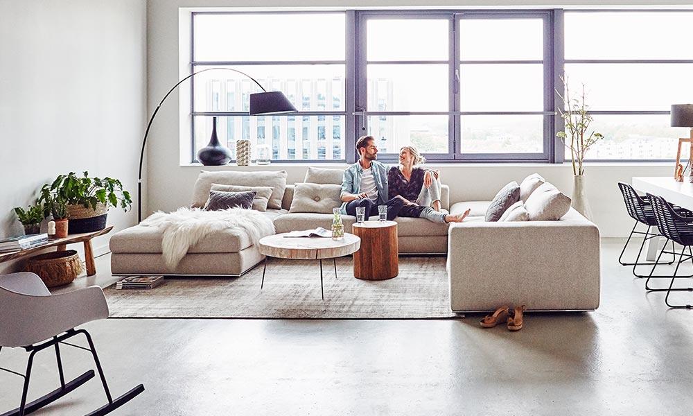 3x inspiratie voor een frisse woonkamer