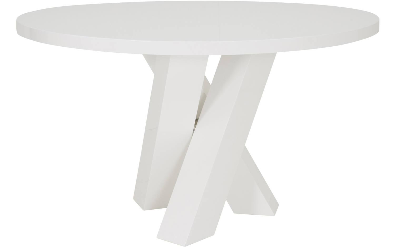 Eettafel Surround Wit mdf kopen  Goossens