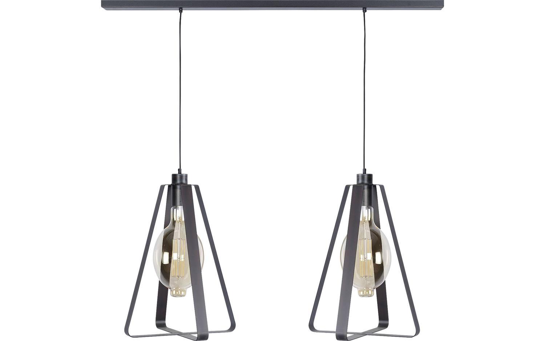 Hanglamp Evy Zwart metaal kopen  Goossens