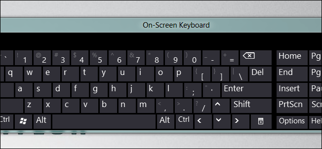 Computer Keyboard Diagram With Notes