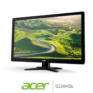 Monitor - assembled pc configuration
