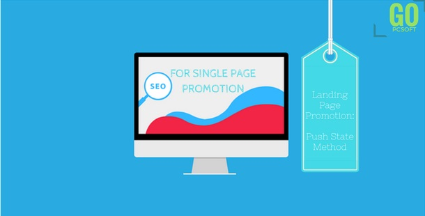 SEO For Single-Page Website: Landing Page Promotion: Push State Method
