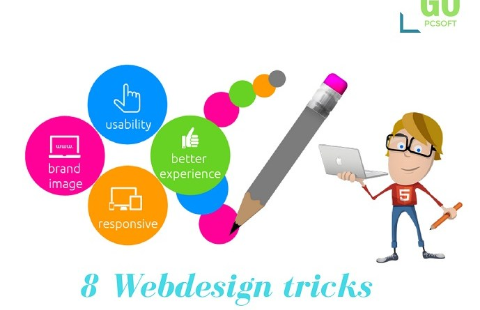 8 webdesign tricks for high converting website