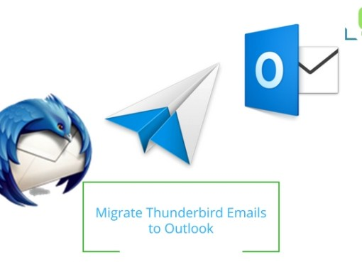 Migrate Thunderbird Emails to Outlook