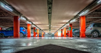 Tips For Finding The Perfect Parking Spot
