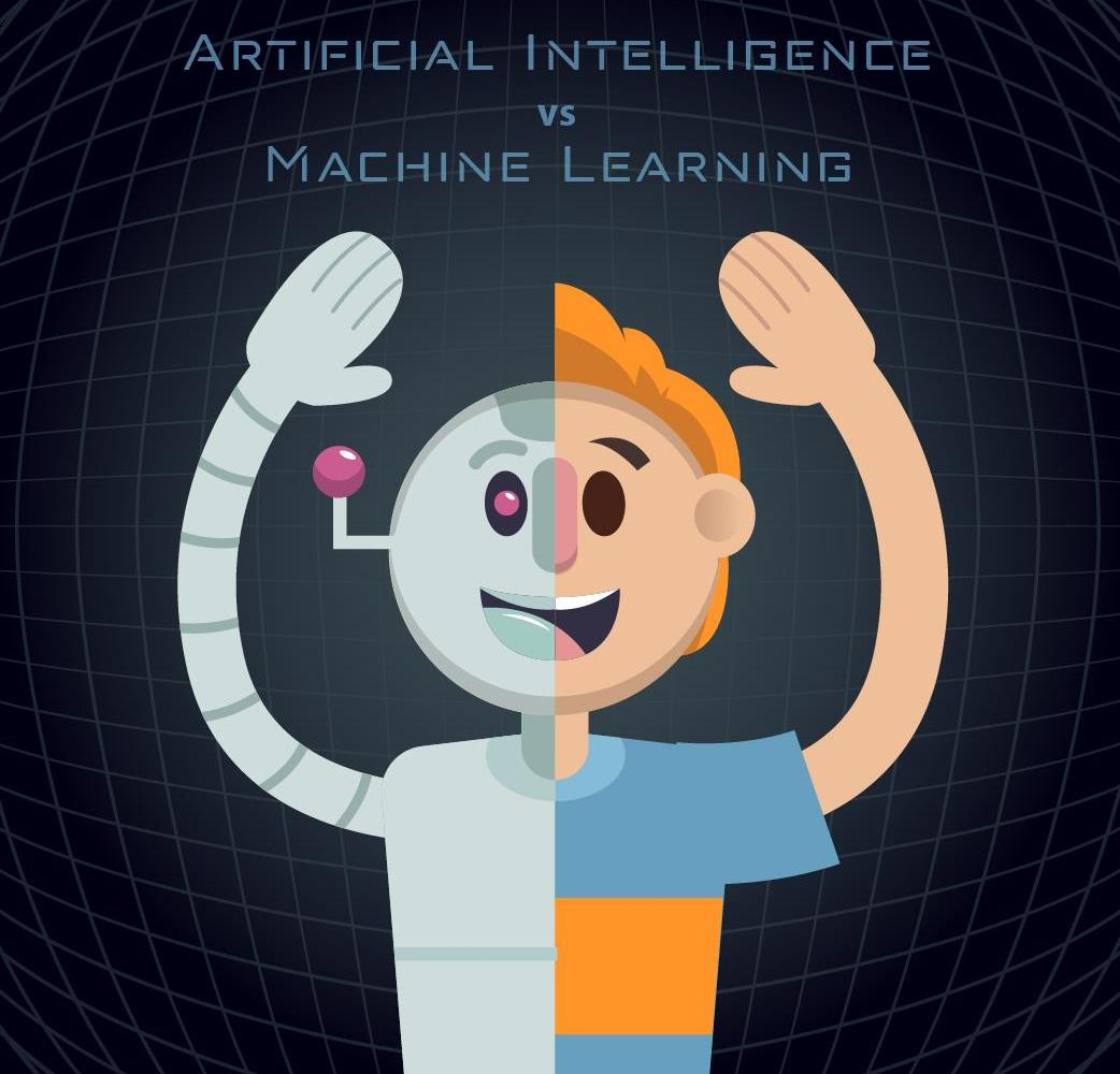 Artificial Intelligence vs. Machine Learning: What's the main difference?