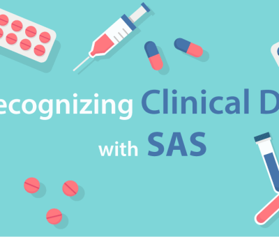 Recognizing Clinical data with SAS