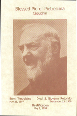 The Power of PrayerPadre Pio