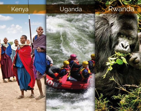 The East Africa Tourism Portal