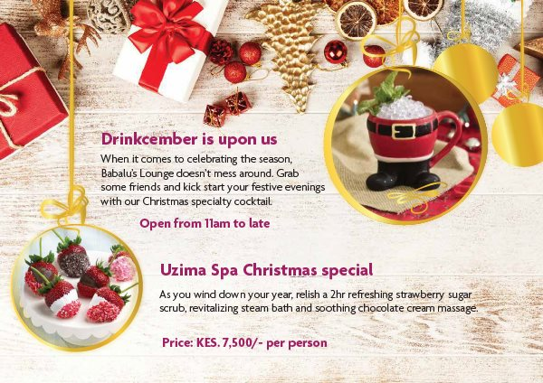 Christmas Brunch At Crowne Plaza Nairobi – Go Places Digital