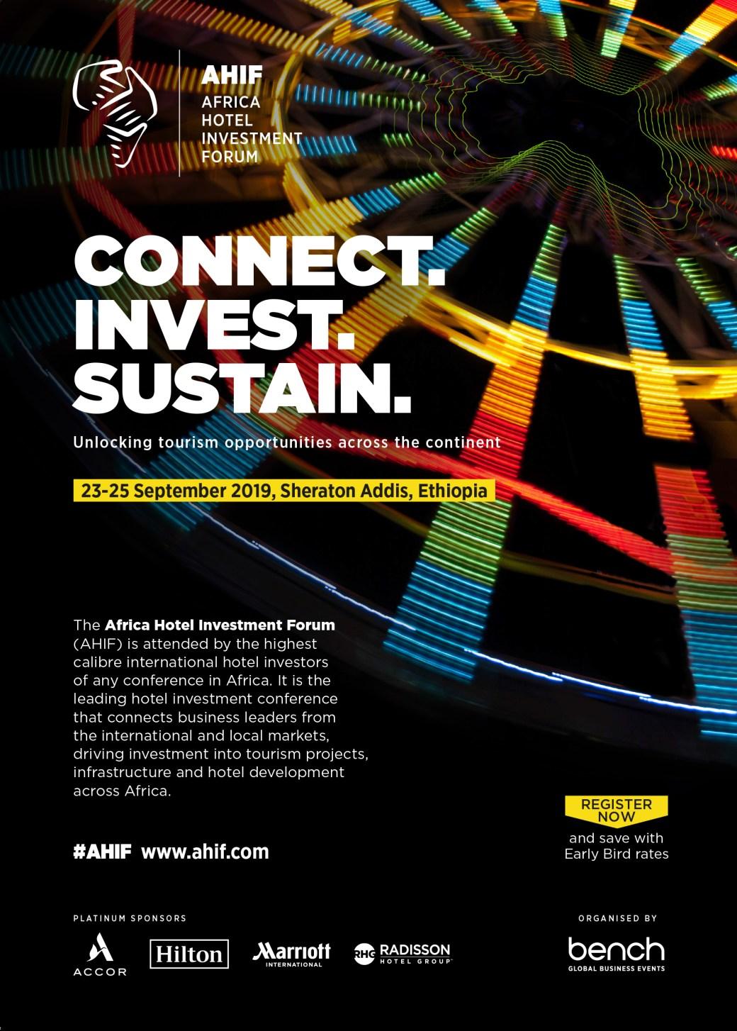 Africa Hotel Investment Forum 2019