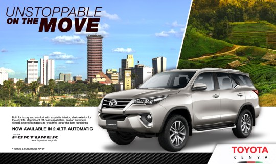 The Fortuner