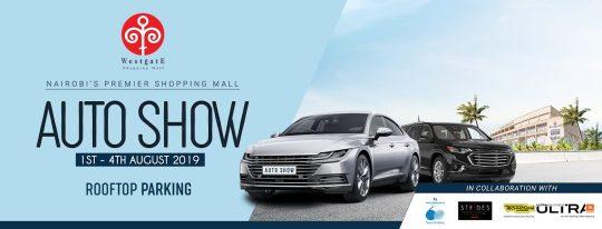 Westgate Auto Show Kenya