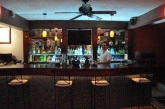 Flamingo-Cozumel-photos-Restaurant-Aqua-Bar-at-Night