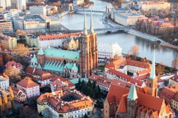 Город Вроцлав. Что посмотреть, где учиться, где найти работу