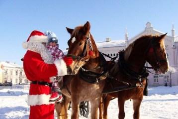 На работу как на праздник, или как заработать на Рождество и Новый Год