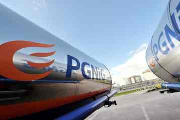 Польская компания PGNiG начала срочные поставки газа в Украину