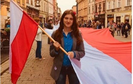 День Флага и День Конституции Польши. Фоторепортаж