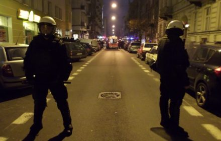 В Варшаве вводятся повышенные меры безопасности с 11 февраля