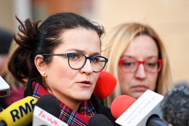 Новым президентом Гданьска избрали женщину