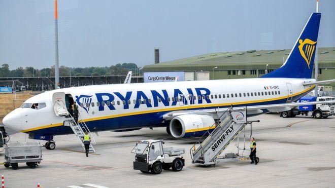 Ryanair открыл продажу билетов по направлению Одесса -  Гданьск