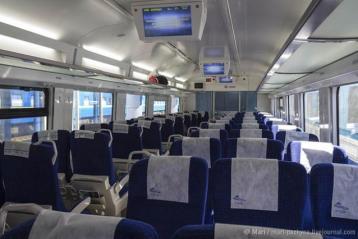 Изменения в маршруте поездов на Перемышль в конца мая