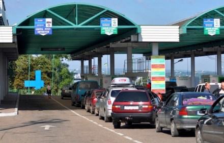 В пункте пропуска «Шегини» в воскресенье приостановят оформление авто на два часа
