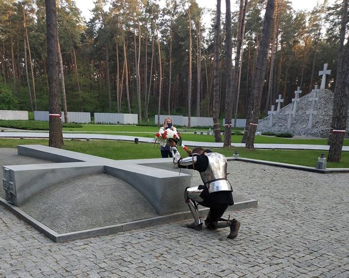 В Україну прибула польська лицарська збірна
