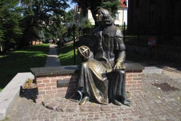 Вакансія в Ольштині: шукають Миколая  Коперника
