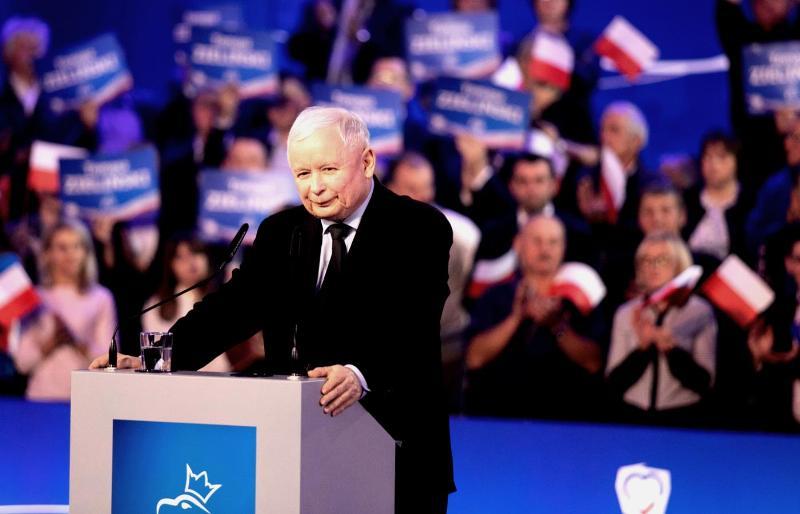 Экзіт-пол голосування у Польщі: PiS виграє з 43,6 відсотками та отримає більшість у Сеймі