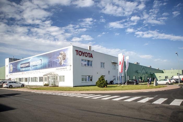 Toyota планує інвестувати в завод в Валбжіхе сотні мільйонів злотих