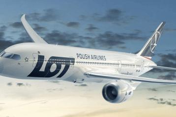 Польська авіакомпанія хоче літати за маршрутом з Варшави до Івано-Франківська