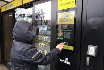В Кракове відкрився перший магазин самобослуговування без продавців