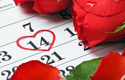 Побажання на День святого Валентина для коханих з Польші