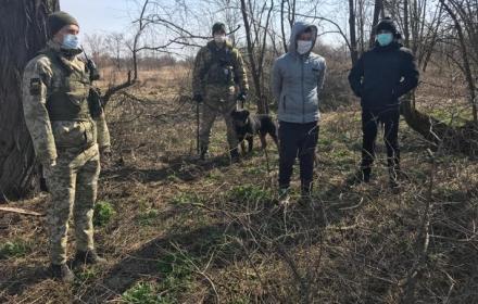 Українець у медичний масці намагався незаконно потрапити до Польщі