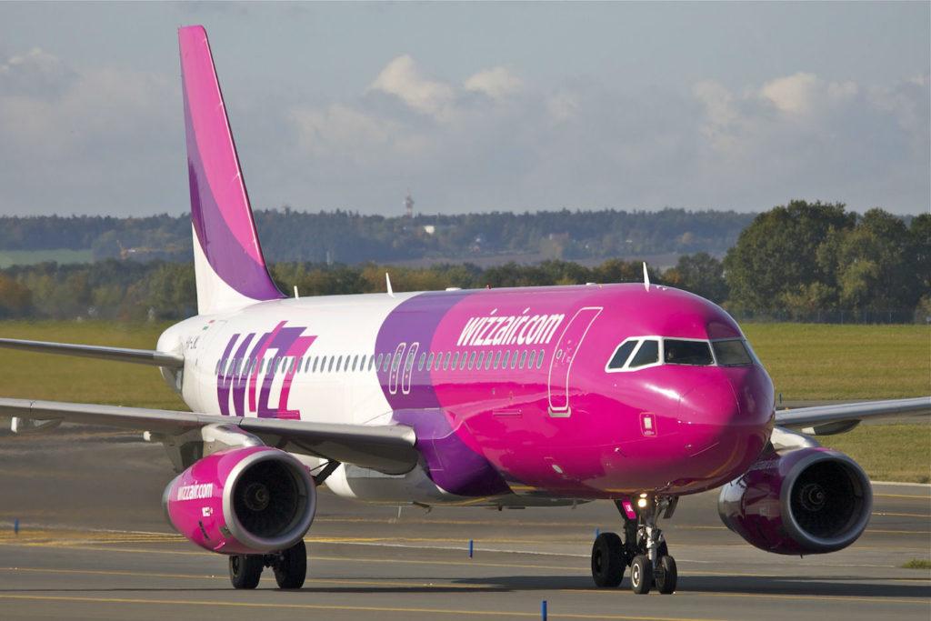 """Авіакомпанія Wizz Air відкриє базу в аеропорту """"Львів"""" та почне літати у Щецин"""