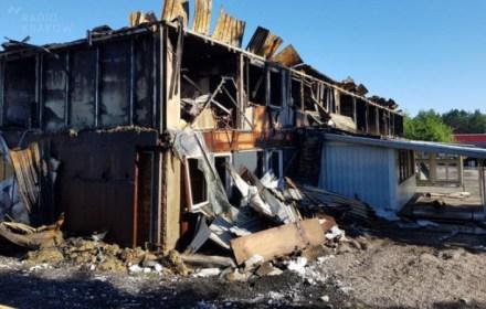 У Польщі підпалили хостел, де мешкали українські заробітчани