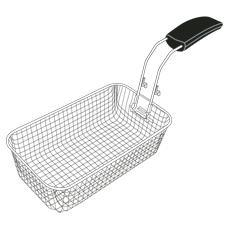 Parts and Accessories For Stainless Steel Dual Basket