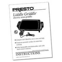 Parts and Accessories For Liddle Griddle® mini-griddle