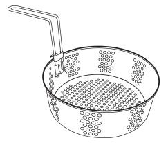 Basket and Handle Assembly for the Big Kettle™ Multi