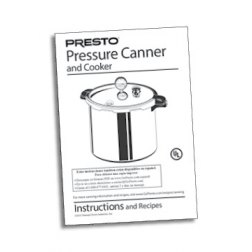 Parts and Accessories For 23-Quart Induction Compatible