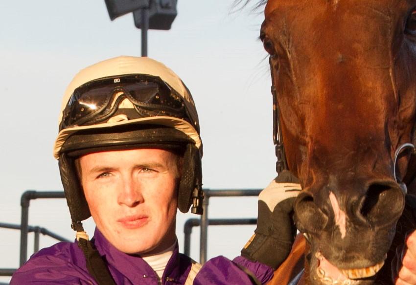 Image result for dylan hogan jockey