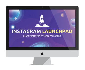 Instagram course Instagram Launchpad get 10K instagram followers