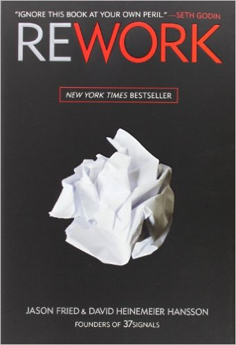 Rework, Best creative business books