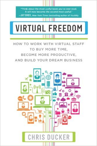 Virtual Freedom, best creative business books