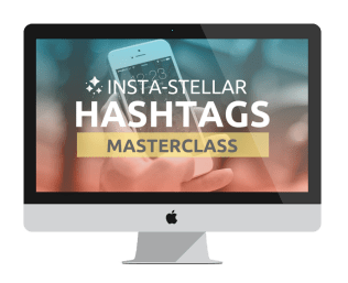 Instagram course Instagram hashtags