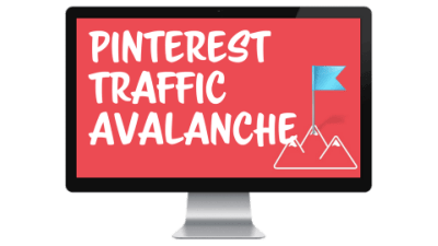 Pinterest Traffic Avalanche from Create and Go