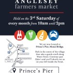 Anglesey Farmers Market flyer